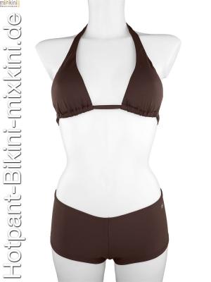 hotpants bikinis alle farben bei mixkini kaufen. Black Bedroom Furniture Sets. Home Design Ideas