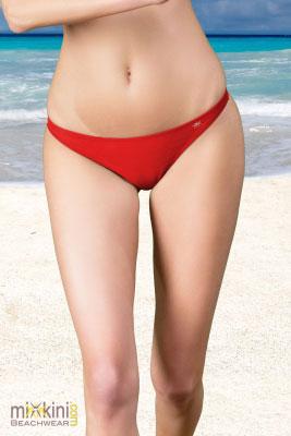 tangaslip bikinis in rot stylisch und sexy kaufen bei. Black Bedroom Furniture Sets. Home Design Ideas