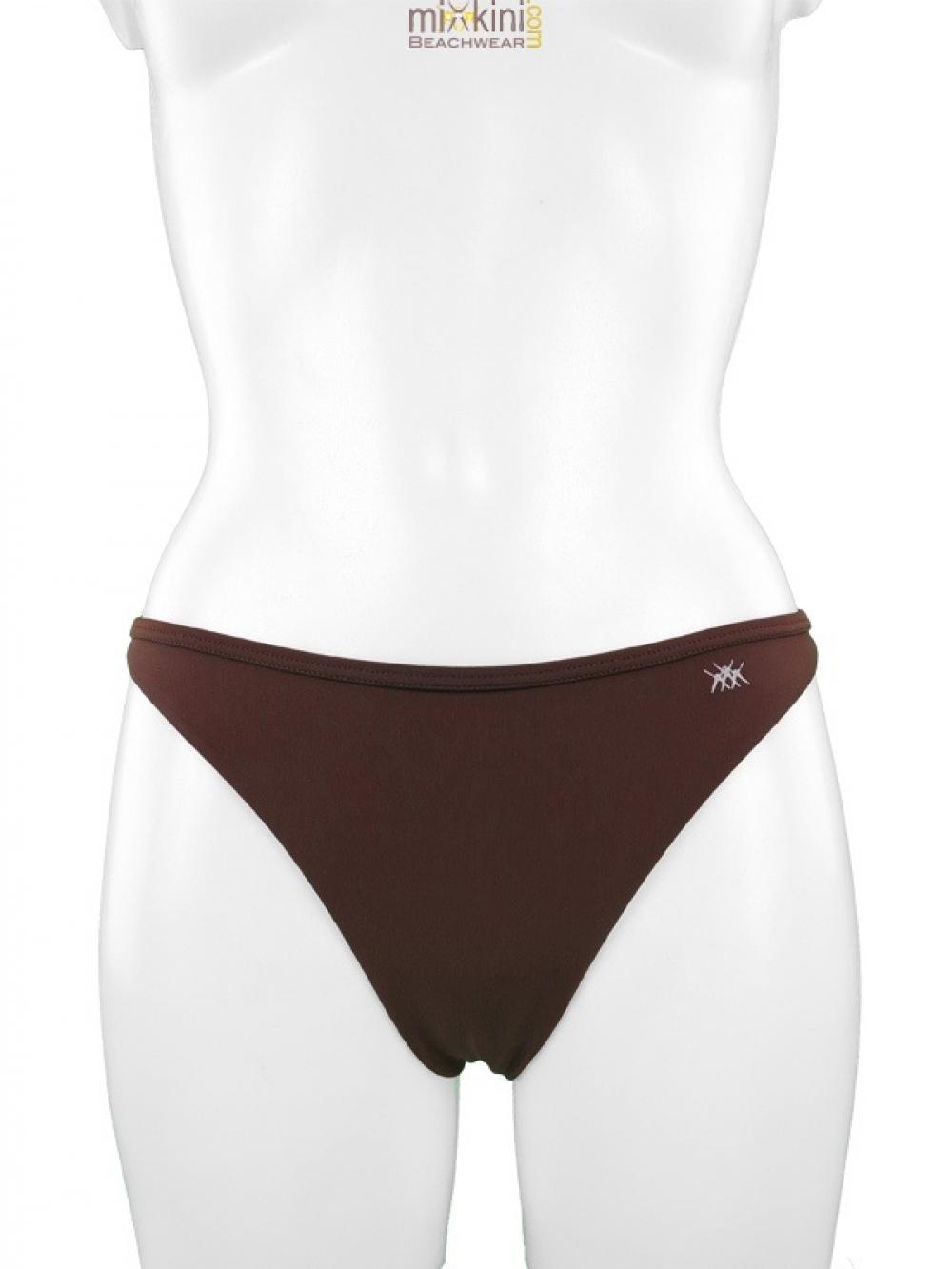string bikini braun string tanga braun kaufen mixkini. Black Bedroom Furniture Sets. Home Design Ideas