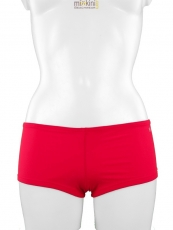 mix & match Bikini: einzelne Bikini Hotpants in rot, MIAMI